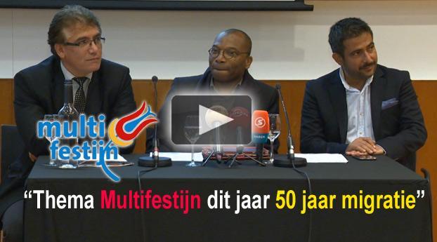 Thema Multifestijn: 50 jaar migratie Turken