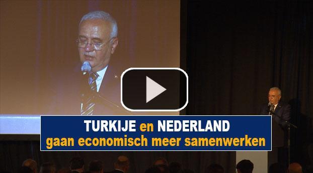 Turkije en Nederland intensiveren economische samenwerking