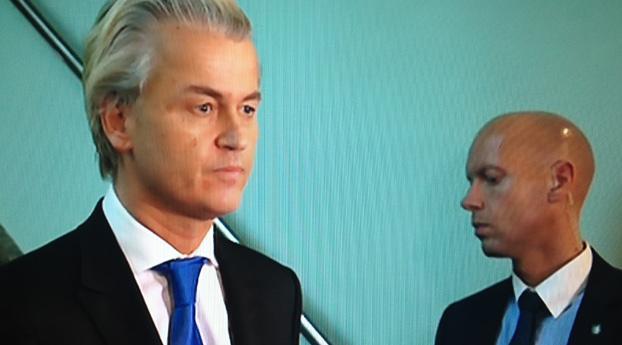 Persconferentie Wilders