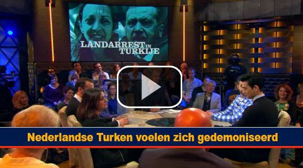 Nederlandse Turken voelen zich gedemoniseerd