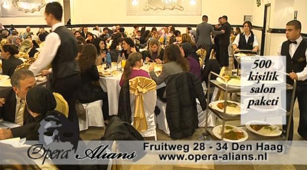 Opera Kurban Bayrami tebrik