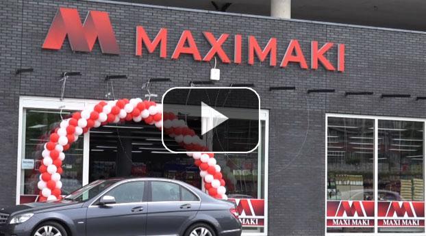 Maxi Maki Reclamespot