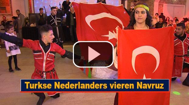 Turkse Nederlanders vieren Navruz
