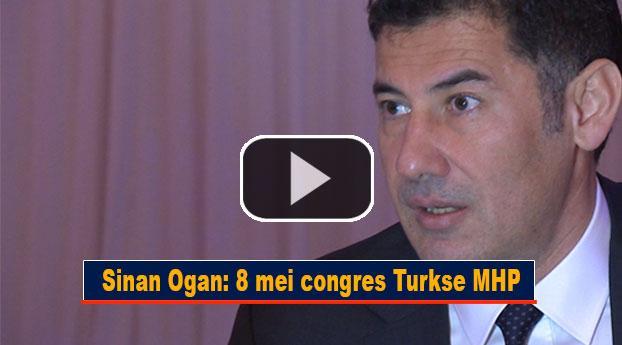 8 mei congres Turkse MHP