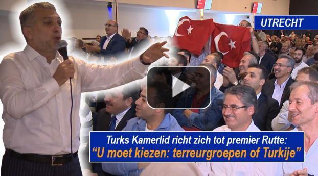 Kamerlid AK-Partij haalt hard uit naar premier Rutte