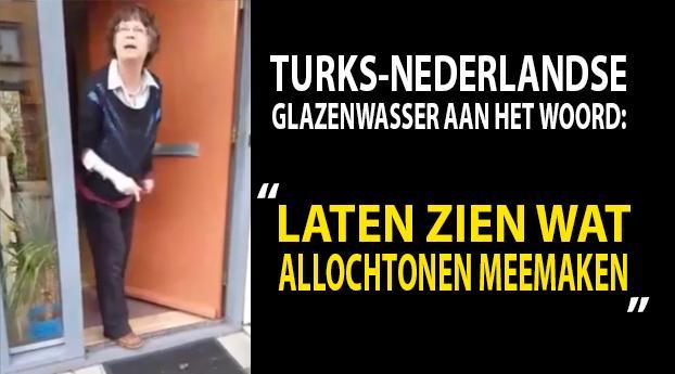 De Turks-Nederlandse glazenwasser vertelt zijn verhaal