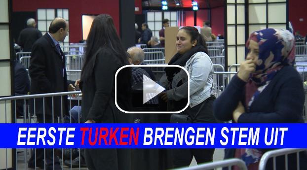 Turkse Nederlanders naar de stembus