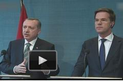 Demet TV - Persconferentie Rutte en Erdogan