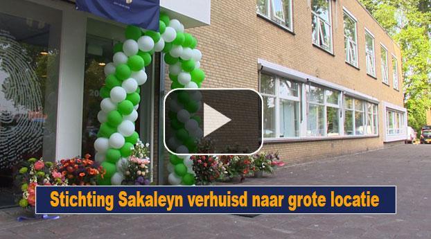 Stichting Sakaleyn verhuisd naar grote locatie
