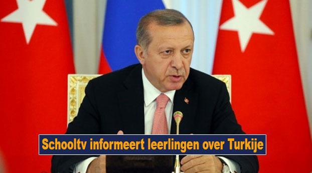 SCHOOLTV INFORMEERT LEERLINGEN OVER TURKIJE