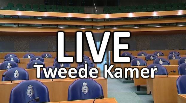 Tweede Kamer - Tweede Kamer - LIVE