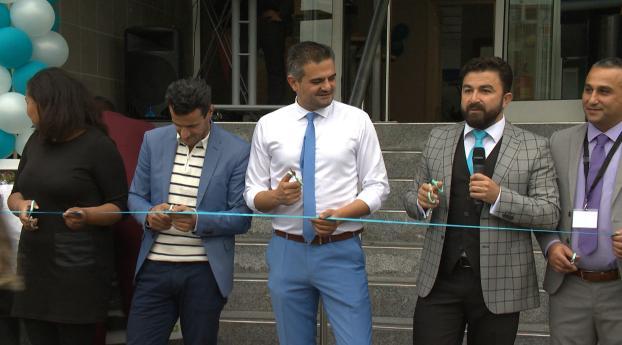 Denk opent partijkantoor in Haagse Schilderswijk