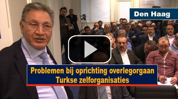 Problemen bij oprichting overlegorgaan Turkse zelforganisaties