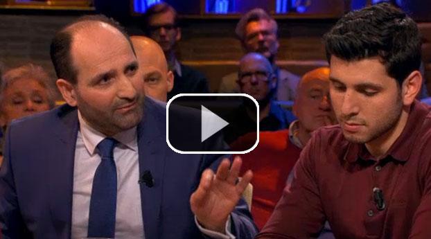 Debat bij Pauw over Ebru Umar