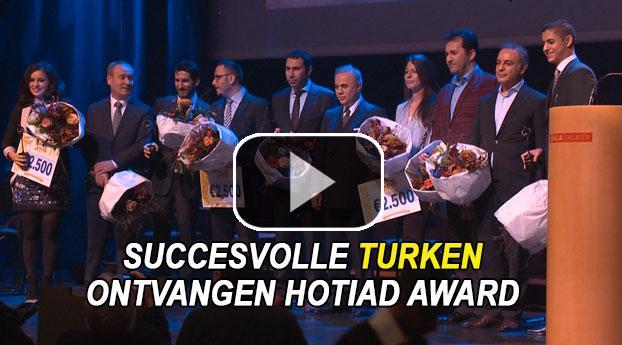 Succesvolle Turken krijgen Hotiad award