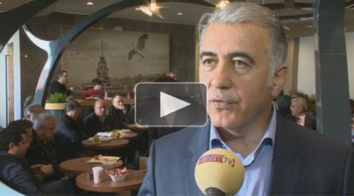 Ontbijt met Turkse kandidaten Rotterdam