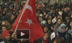 Demet TV - VIDEO: Protest tegen Bureau Jeugdzorg