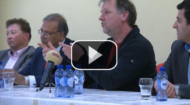 PvdA ontmoet Turkse kiezer in Den Haag