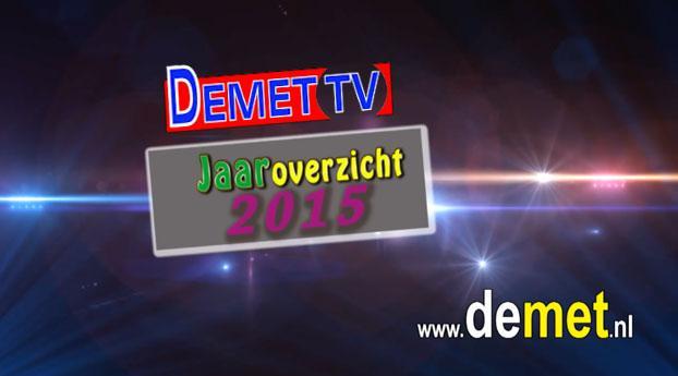 Demet TV Jaaroverzicht 2015