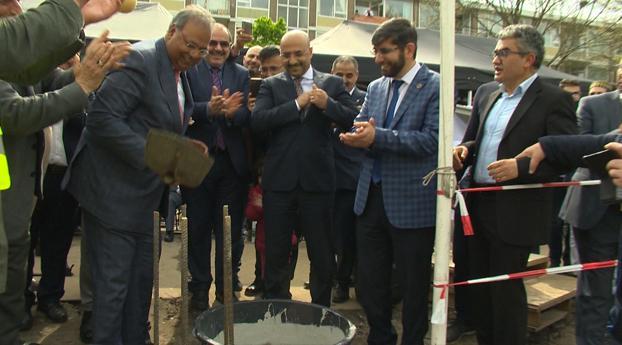 Bouw Turkse moskee Den Haag van start