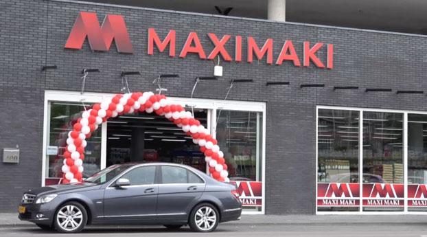 Maximaki V2 (Nederlands)