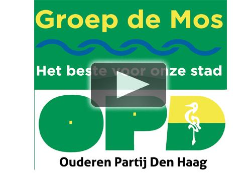 Groep de Mos / Ouderenpartij reclamespot