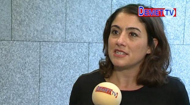 Demet TV - Sadet Karabulut en Van Bommel: PKK is een terreurorganisatie