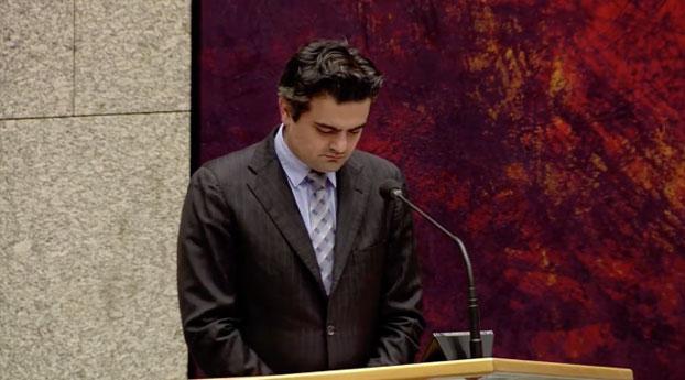 Kuzu houdt minuut stilte voor Ankara