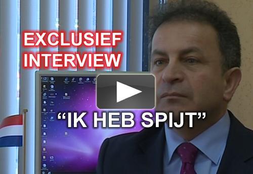 """PvdA Politicus: """"IK HEB SPIJT"""""""