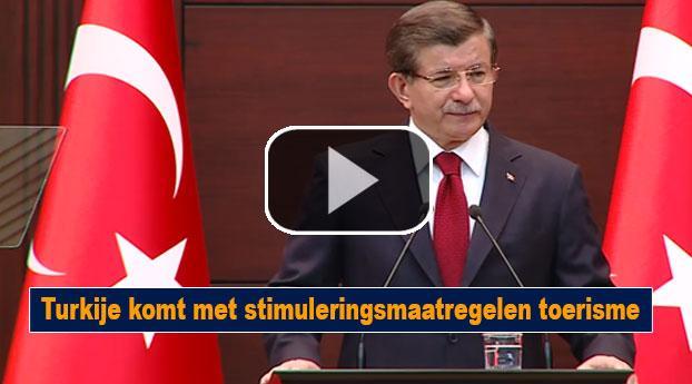 Turkije komt met stimuleringsmaatregelen toerisme