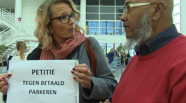 Schilderswijk en Transvaal protesteren tegen parkeerbeleid