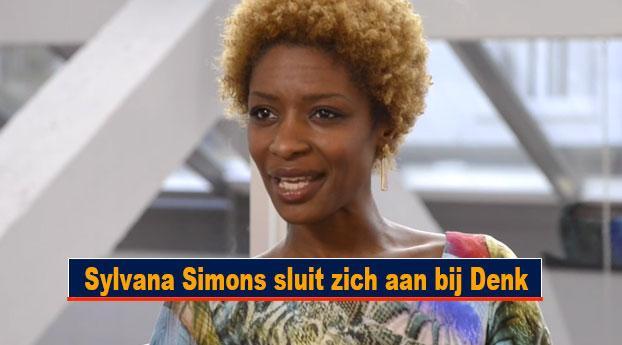 Sylvana Simons sluit zich aan bij Denk