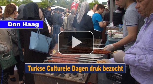 Turkse Culturele Dagen druk bezocht