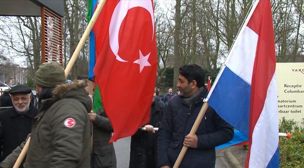 Azerbeidjaanse Turken willen Nederlandse erkenning voor gebeurtenissen Hocali