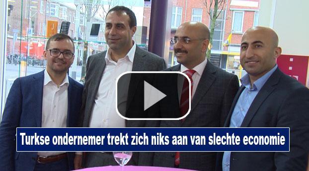 Turkse ondernemer trekt zich niks aan van slechte economie