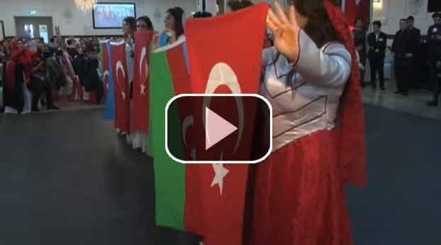 Turken in Nederland vieren Navruz