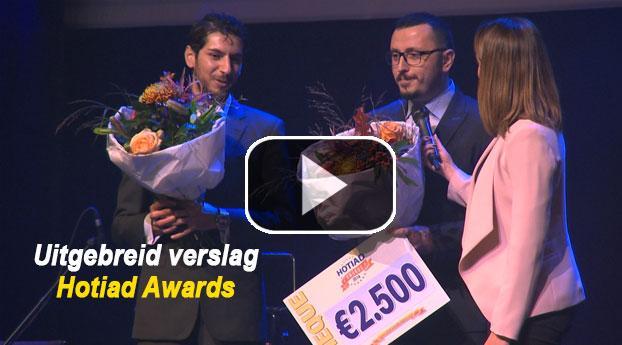 Uitgebreid verslag Hotiad Awards