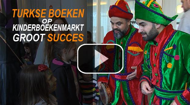 Turkse boeken op kinderboekenmarkt groot succes