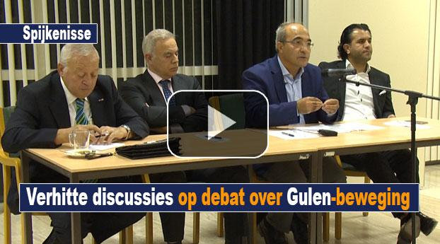 Verhitte discussies op debat over Gulen-beweging