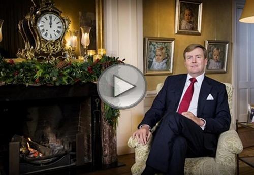 Kersttoespraak Koning in 2013