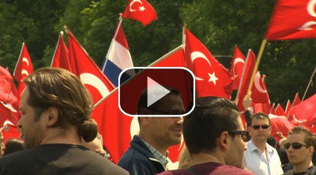 Turken geïntegreerd of niet?