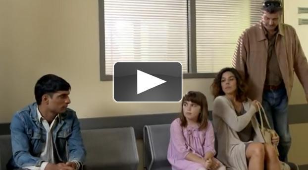 Racistisch gezin wordt verrast