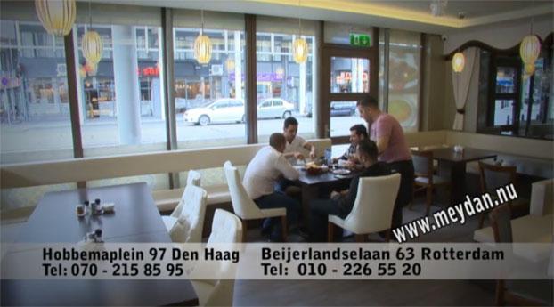 Meydan Restaurant Yeni Yil V2