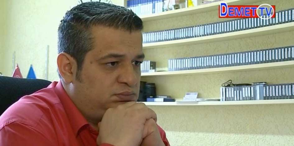 Demet TV – Verslaggever Oktay Basaran op zoek naar de waarheid