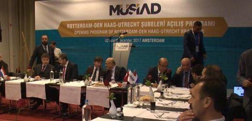 Turkse Musiad opent drie vestigingen in Nederland