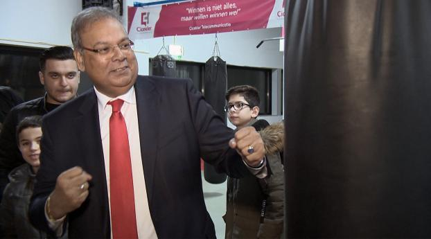 Fighters Den Haag verhuisd naar nieuwe locatie