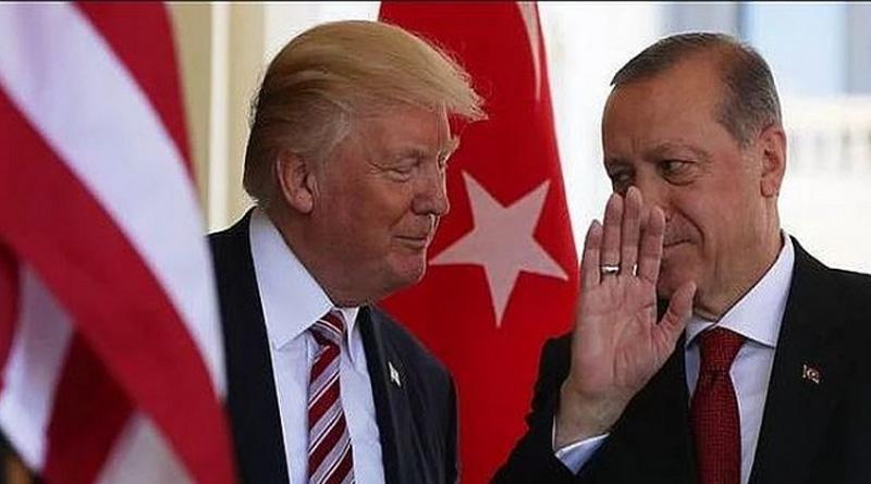 Ontslag Amerikaanse minister na gesprek Trump met Erdogan