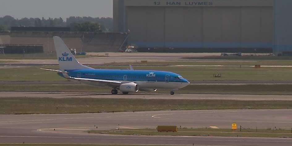 KLM-vluchten geschrapt vanwege harde wind