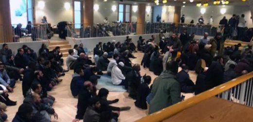 Moslims uitgenodigd om in Joodse synagoge te bidden na brand in moskee