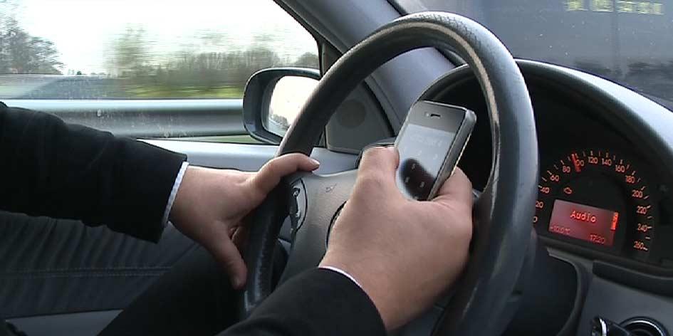 Apparaat kan bellende automobilist 'zien'